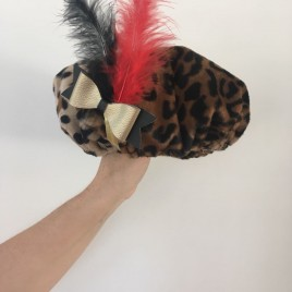 Pietenmuts luipaard