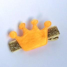 Haarlokspeld kroon