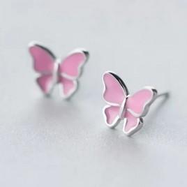 Oorbellen vlinders