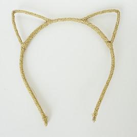 Kattenoortjes goud